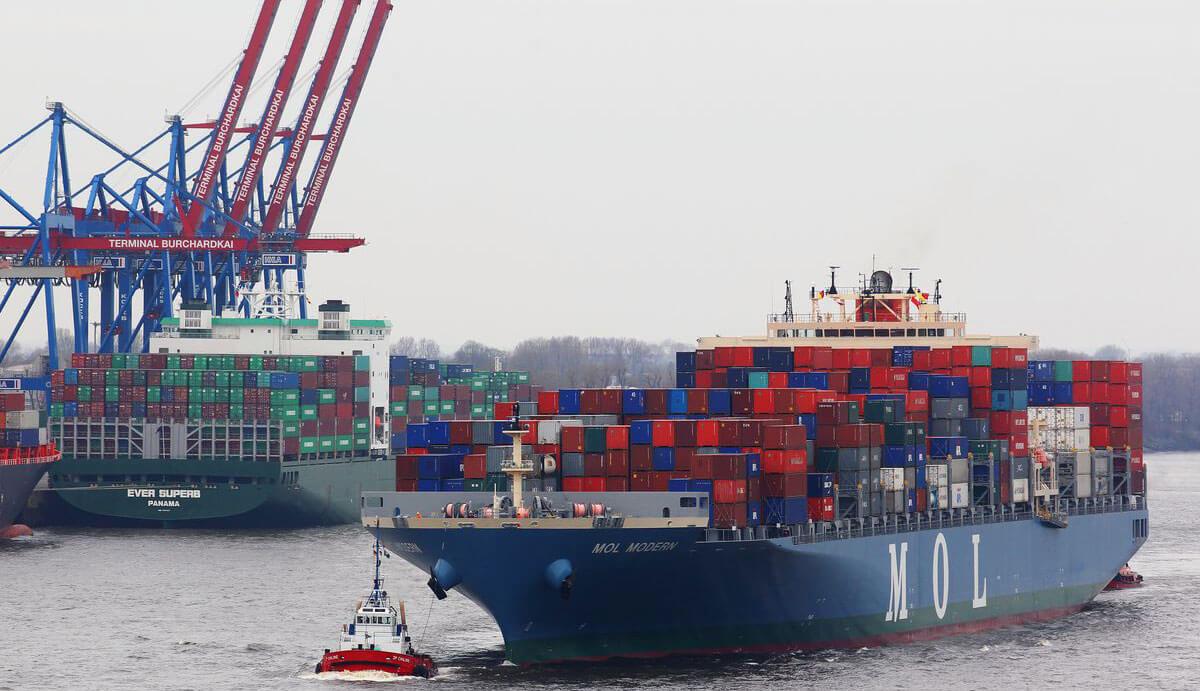 Ocean Cargo 3